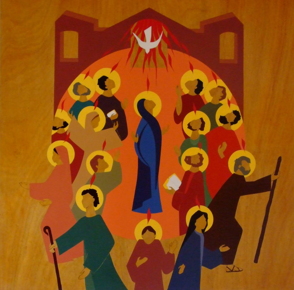 The spirituality of the Sisters of the Cenacle